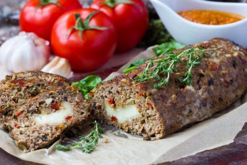 Mediterranean Meatloaf Recipe