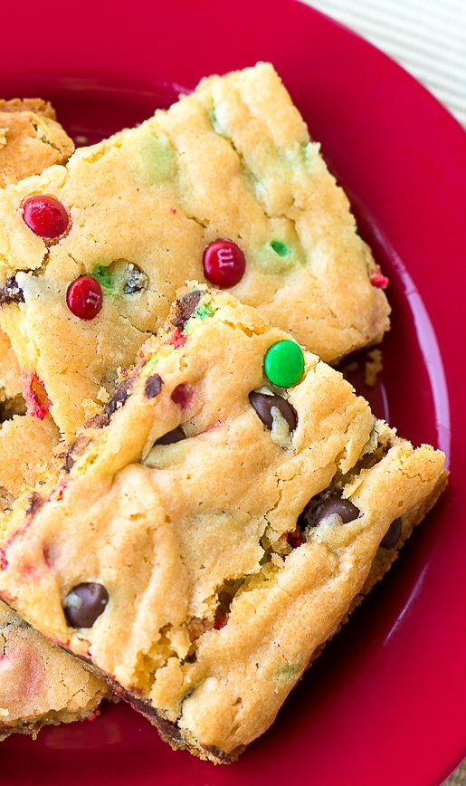 Chocolate Chip Cookie Cake Using Cake Mix