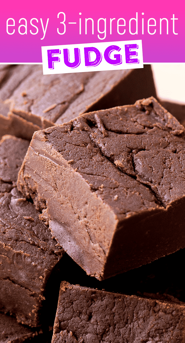 This easy chocolate fudge recipe made with sweetened condensed milk is perfect for the dasreviews.ml: 2.