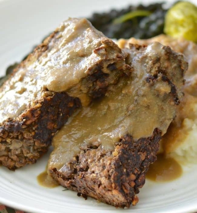 Best Meatloaf Recipes | Top 20 Meatloaf Recipes | Easy Meatloaf | Vegan Meatloaf With Gravy Recipe