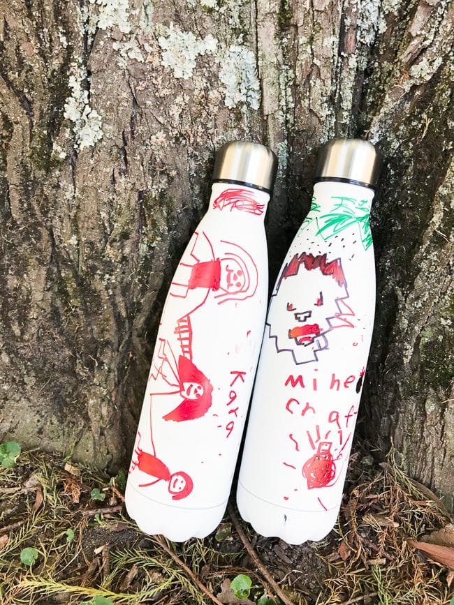 Loving Sharpie Extreme Permanent Markers for decorating all of our gear!