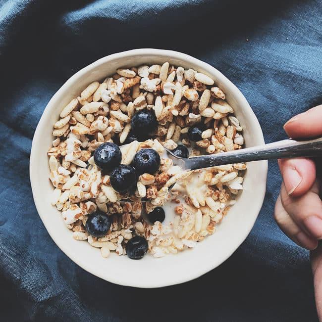 Eating Healthy in 2017
