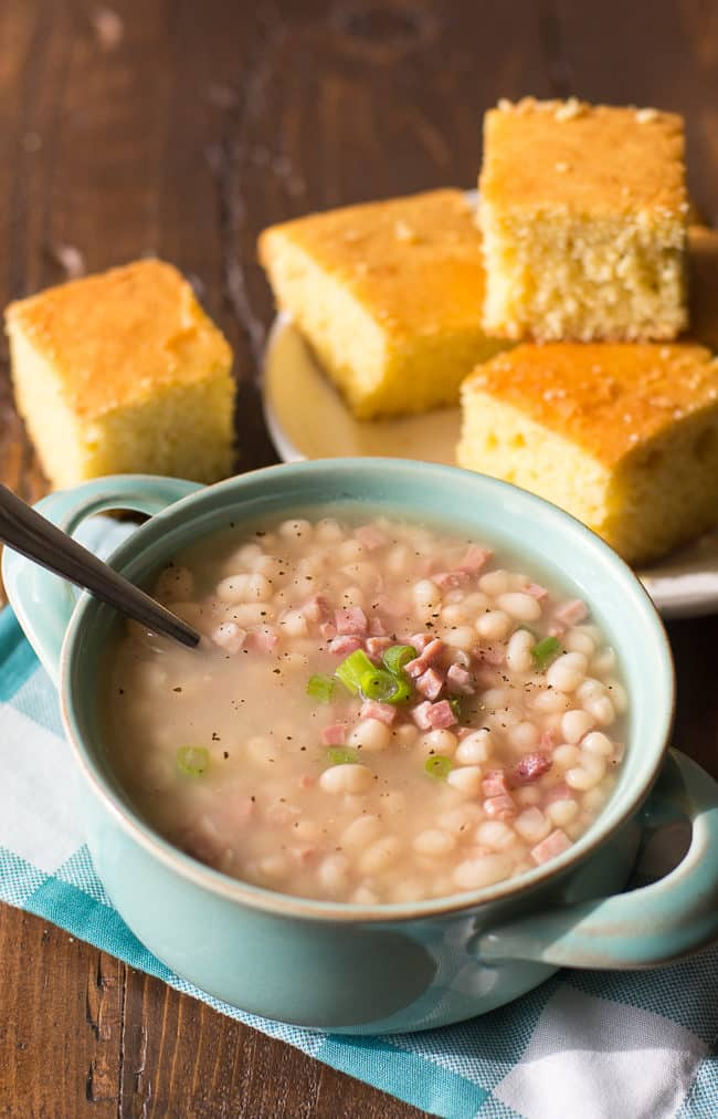 Navy Bean Soup Recipe