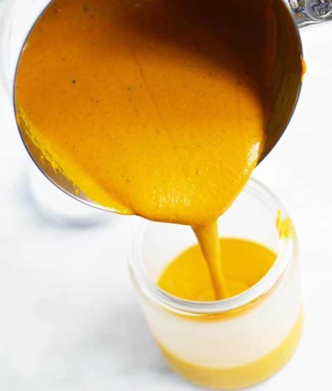DIY Turmeric Golden Paste - How to make turmeric golden paste and how you can use it to make healthy golden milk!
