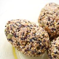 Healthy Granola Easter Eggs