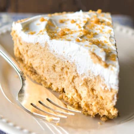 Easy Peanut Butter Pie Recipe - Best No Bake Peanut Butter ...