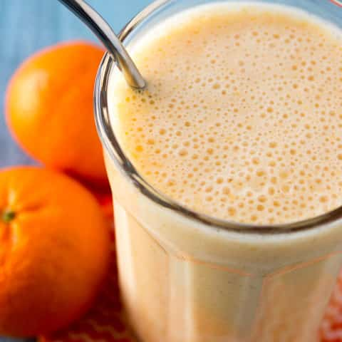 Clementine Banana Smoothie Recipe