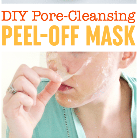 Diy peel off mask pore cleansing blackhead busting face mask diy pore cleansing peel off mask solutioingenieria Images