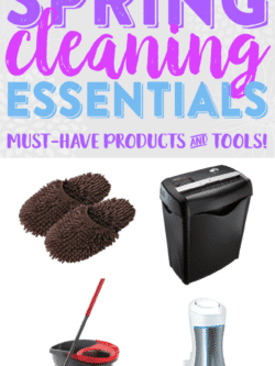 Spring Cleaning Essential Products | Cleaning Tools & Tips | Spring Cleaning and Organization Must-Haves