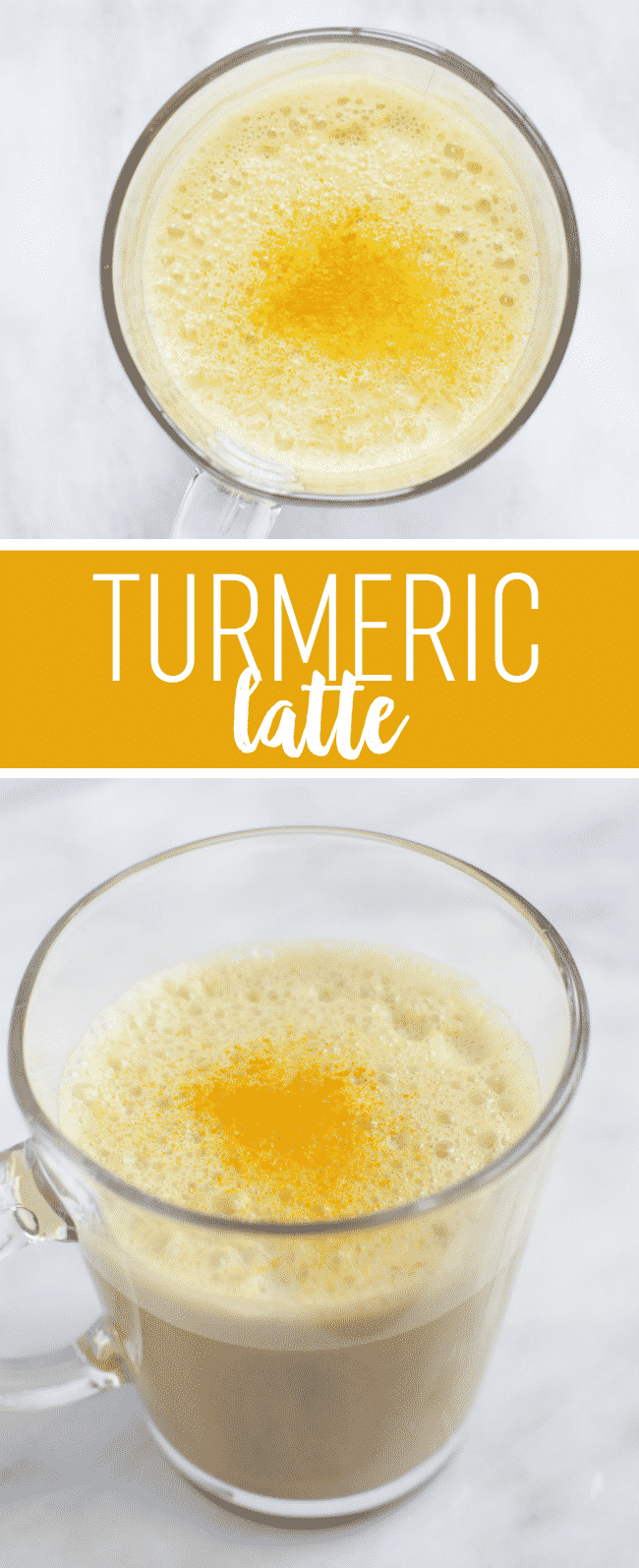 Turmeric Latte Recipe - This easy healing turmeric latte (made with golden paste) is great for fighting disease and inflammation.