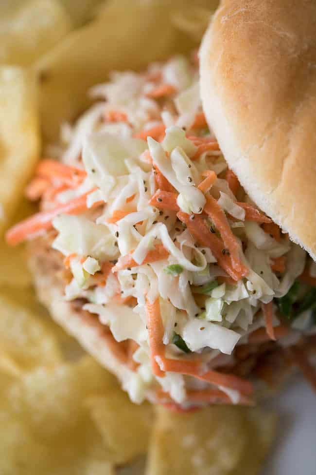 Best Sweet Coleslaw Recipe | Restaurant Style Coleslaw | Easy Sweet Coleslaw