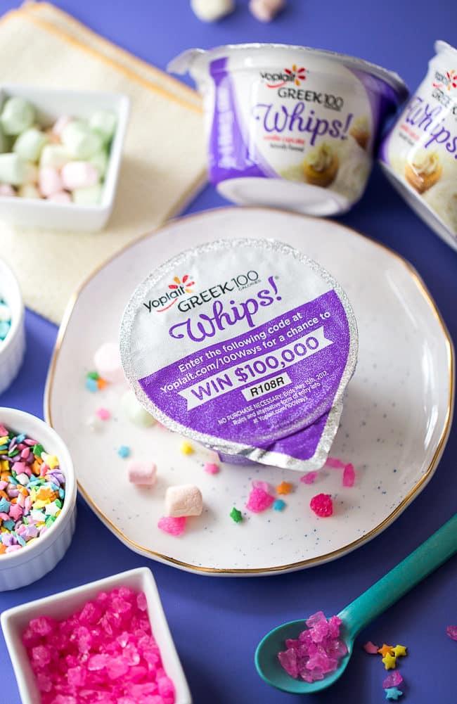 Unicorn Yogurt Bowl Recipe | Unicorn Dessert | Unicorn Snack