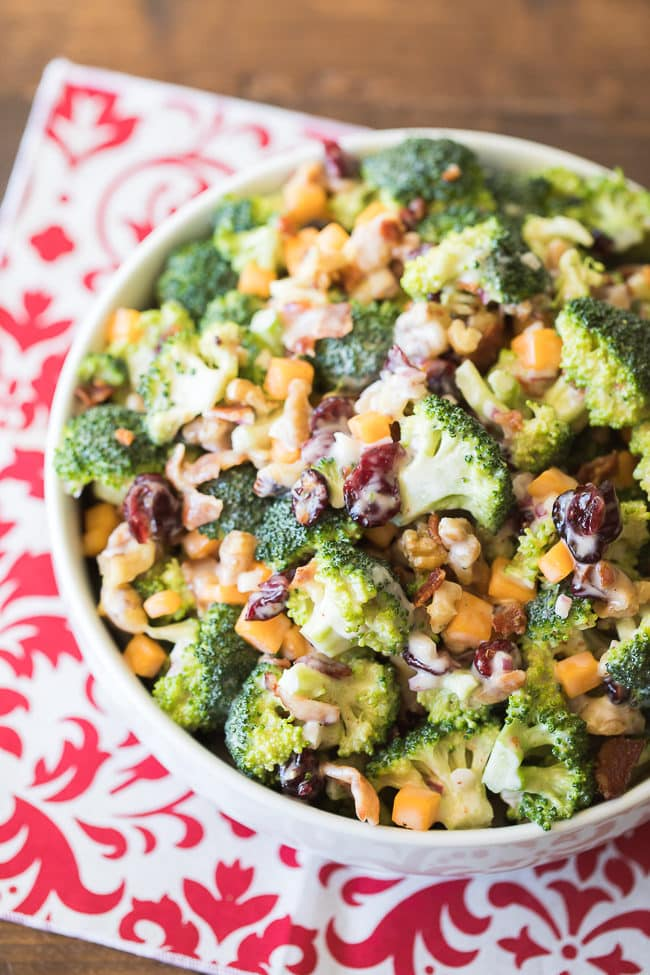 Broccoli Bacon Salad Whole Foods