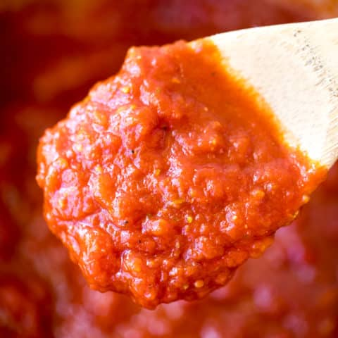 Clean Eating Marinara Sauce Recipe