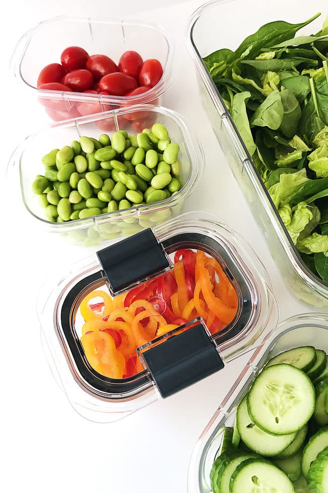 Rubbermaid® Brilliance™ Food Storage Containers