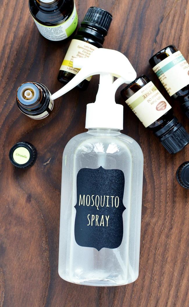 Diy Mosquito Repellent Spray Homemade Bug Spray