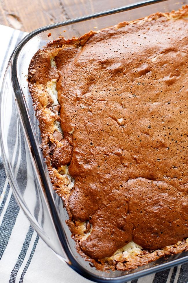 Chocolate Earthquake Cake Recipe