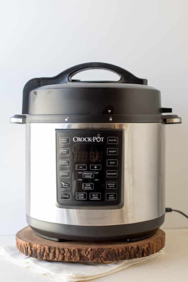 Crock Pot Express Crock Multi-Cooker