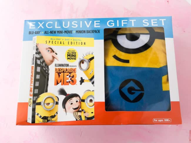 Despicable Me 3 - Minions Christmas Ornament Craft #Minions #DM3 #Ornament #Christmas