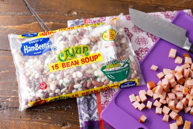 Hurst's 15 Bean Cajun Soup