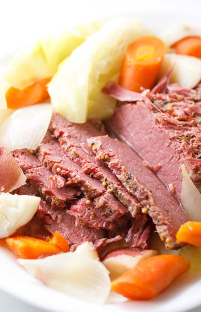 Instant pot corned beef and cabbage pressure cooker for What to do with salt beef
