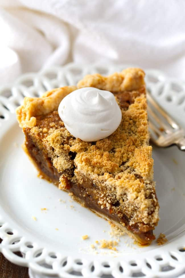 Amish Shoo Fly Pie Recipe