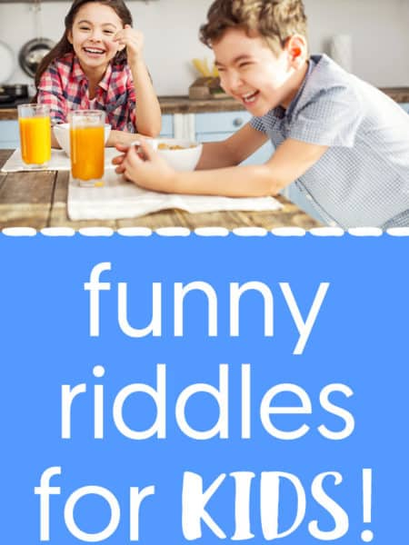 99+ Best Funny Riddles for Kids Plus Jokes, Brain Teasers and more!