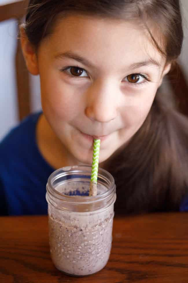 Easy Kids Smoothie Recipes