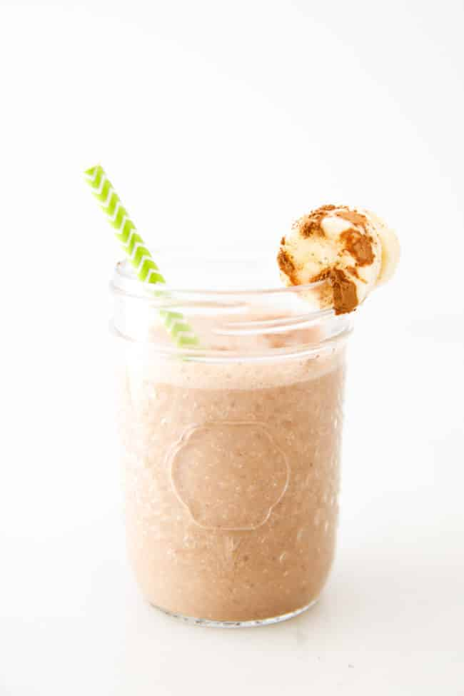 Chocolate Banana Kids Smoothie Recipe