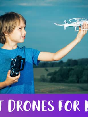 Best Drones for Kids with Camera