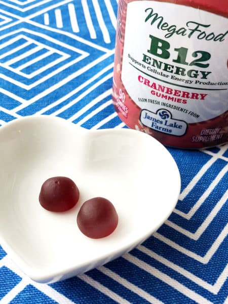 Vitamins for Energy - B12 Gummy Vitamins