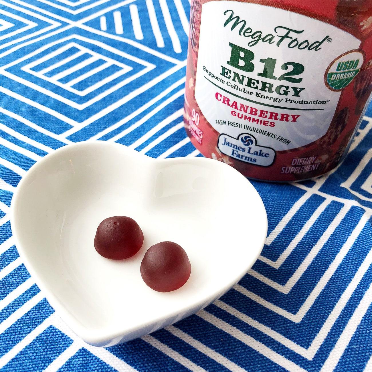 Vitamins for Energy - B12 Gummy Vitamins
