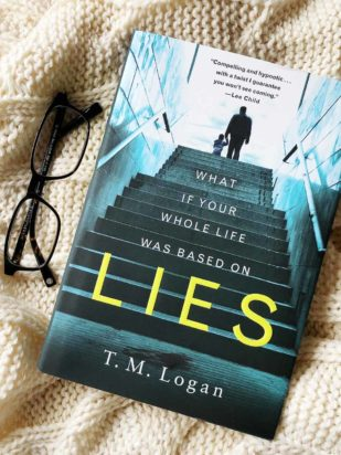 LIES by T.M. Logan Book Review