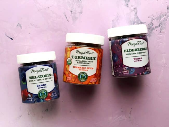 Winter Wellness Essentials - MegaFood Gummies