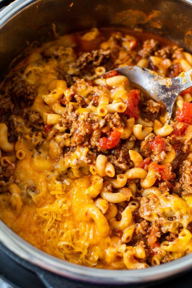 best instant pot goulash recipe